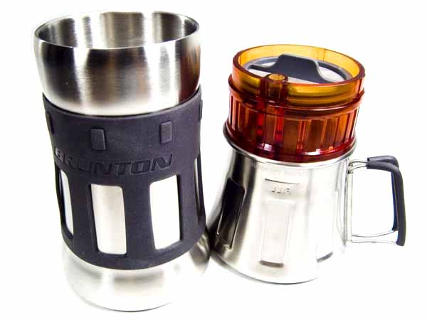 Drip Coffee Maker Camping : Brunton Flip N Drip Camping Portable Coffee Maker NEW eBay