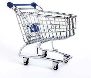 Shopping Carts Тележки из супермаркета.